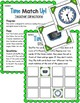First Grade Telling Time: Unit 7 | Common Core Aligned & Differentiated