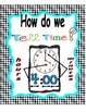First Grade Telling Time to the Hour