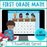 First Grade Test Prep First Quarter
