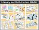 First Grade Themed Literacy & Math Centers for the Year: SET 2!