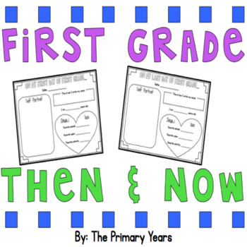 First Grade Then & Now