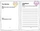 First Grade Treasures Response Packet -- Unit 4 Week 5 --