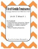 First Grade Treasures Unit 5.1 Olivia Supplemental Materials
