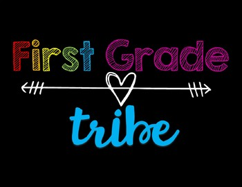 First Grade Tribe Background