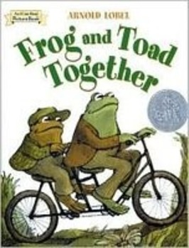 First Grade Unit 3 Story 4 Frog and Toad Together