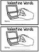 First Grade Valentine Stamping