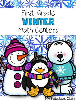 First Grade Winter Math