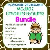 First Grade Wit and Wisdom Module 2 Bundle