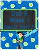 First Grade Wonders Binder Covers Unit 5