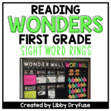 First Grade Wonders High-Frequency Word Rings