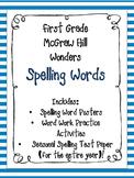First Grade Wonders Spelling