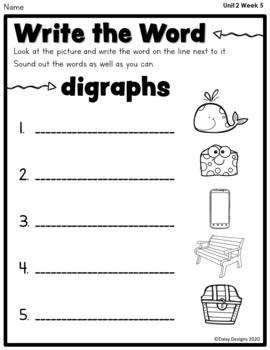 First Grade Wonders  - Unit 2