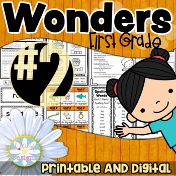 First Grade Wonders  - Unit 2