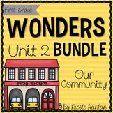 First Grade Wonders Unit 2 Bundle