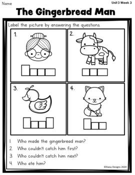 First Grade Wonders - Unit 3