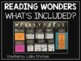 First Grade Wonders Units 1-6 BUNDLE