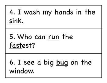 First Grade Wonders Write the Room - Unit 2 Week 3