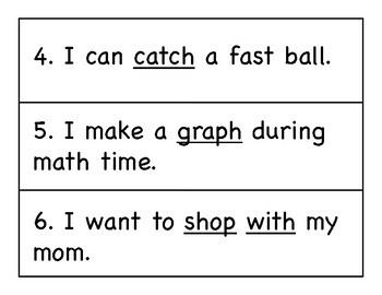 First Grade Wonders Write the Room - Unit 2 Week 5