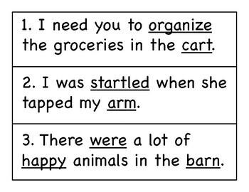 First Grade Wonders Write the Room - Unit 5 Week 1