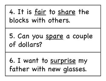 First Grade Wonders Write the Room - Unit 6 Week 5