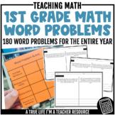 First Grade Word Problem 36 Week Curriculum