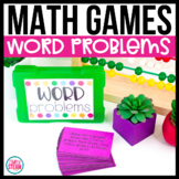 First Grade Word Problems Math Game | 1st Grade Word Problems within 20