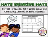 First Grade Word Problems: Math Strategy Mats