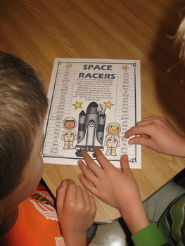First Grade Word Skills Game Boards Freebie {cvc words, blends, long a}