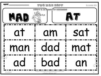 First Grade Word Study/Spelling: 1st 9 Weeks FREE sAmPle