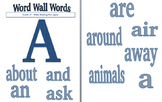 First Grade Word Wall - Make Reading Fun Again