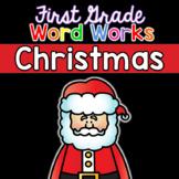 Christmas Phonological, Phonemic Awareness & Phonics Digit