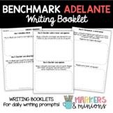 First Grade Writing Booklet (Benchmark Adelante)