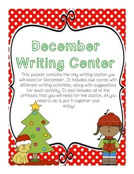 Writing Center (December)