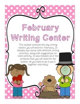 Writing Center (February)