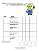 Writing Chart with Checklist