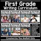 First Grade Writing Curriculum Bundle