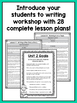 First Grade Personal Narrative Writing Lessons {1st Gr Writing Workshop Unit 2}