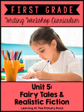 Narrative Writing Lessons for First Grade {1st Grade Writing Workshop Unit 5}