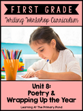 Poetry Writing Lessons for First Grade {1st Grade Writing Workshop Unit 8}