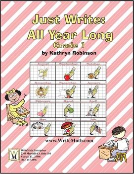 First Grade Writing Curriculum - Daily Spelling, Grammar, Paragraph Development