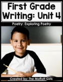 First Grade Writing Curriculum: Writing to Teach and Inform