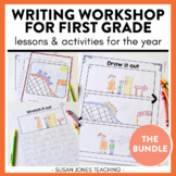 First Grade Writing Workshop Units for the Year