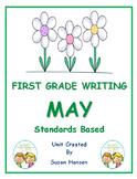 First Grade Writing: May
