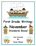 First Grade Writing : November