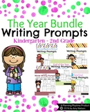 First Grade Writing Prompts Bundle
