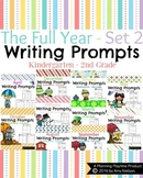 First Grade Writing Prompts - The Full Year Bundle