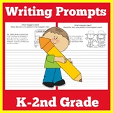 Writing Prompts for 1st 2nd Grade