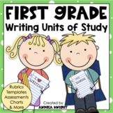 First Grade Writing Units of Study: Resources for Writing Workshop