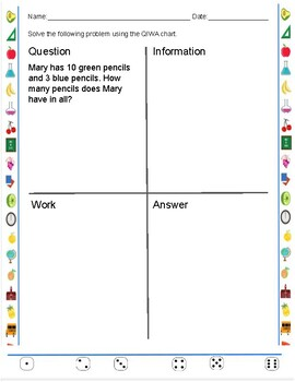 First Grade daily activities for Unit 7. Relationships up to 99.