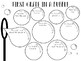 First Grade in a Bubble - End of Year Reflection Activity